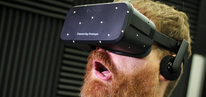 Oculus Rift может не выйти в 2015 году