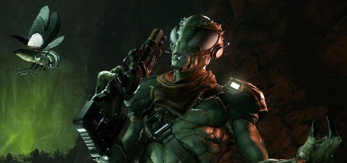 Четыре новых персонажа Evolve