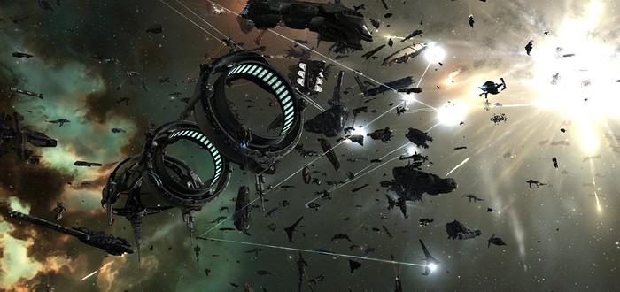 Новый трейлер EVE Online выглядит эпично