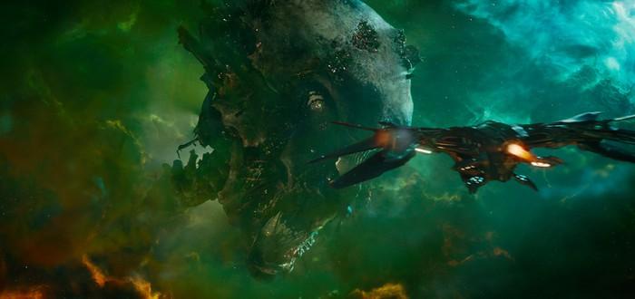 Как создавался город Knowhere в Guardians of the Galaxy