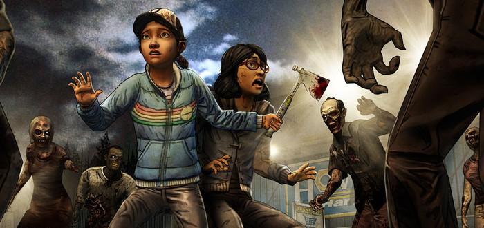 Telltale выпустит что-то по The Walking Dead перед третьим сезоном