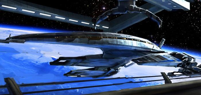 Мод Mass Effect: Reborn заявлен для Homeworld Remastered