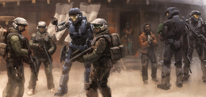 Анонс Halo Online