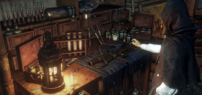 Гайд Bloodborne: как апгрейдить оружие – ремонт, укрепление, внедрение