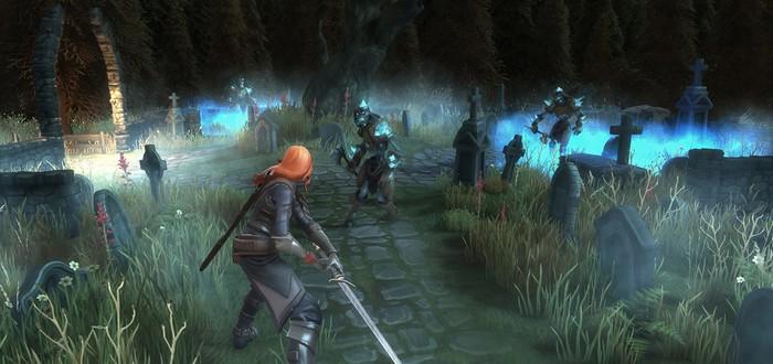 MMO RPG Crowfall собрала $1.7 миллиона