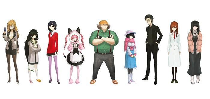 Анонс Steins;Gate 0 – игры и аниме
