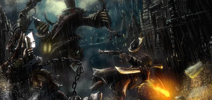 [OFF]Livestream: Bloodborne