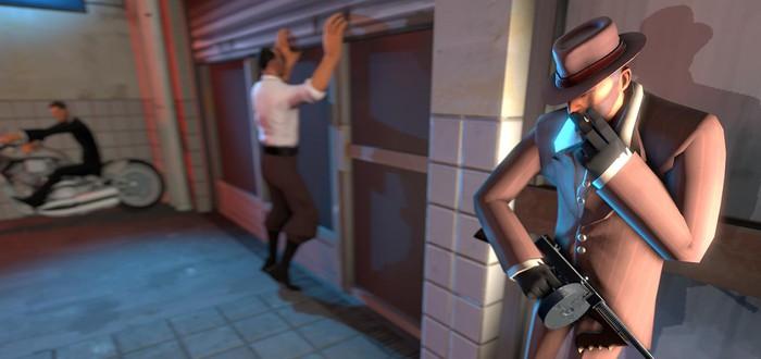 20-минутный шпионский фильм Team Fortress 2