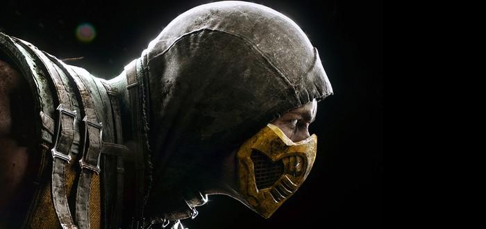 Первые 30 минут Mortal Kombat X
