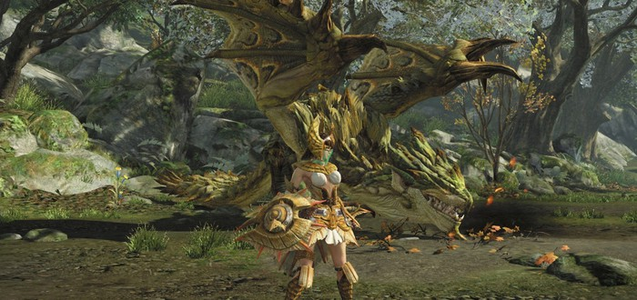 Новый трейлер Monster Hunter Online