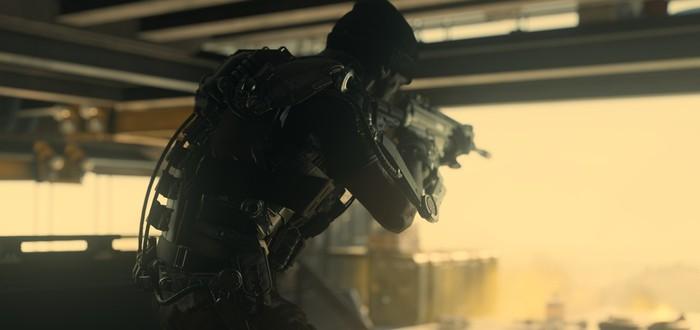 Инфографика Call of Duty: Advanced Warfare