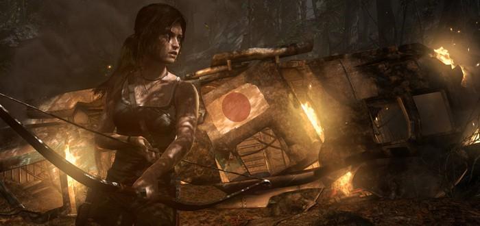 Новый Tomb Raider разошелся тиражом 8.5 миллионов копий