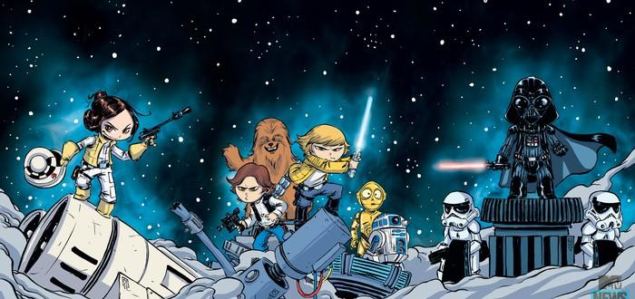 [Итоги конкурса] Каникулы в Star Wars