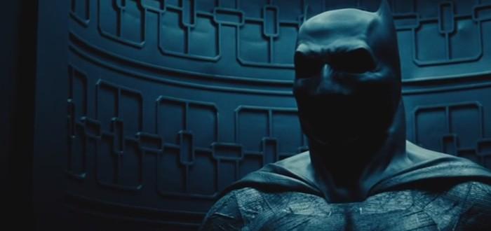 Официальный тизер трейлера Batman v Superman, полный трейлер 20 апреля