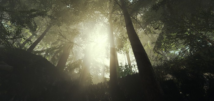 The Forest перешел на Unity 5