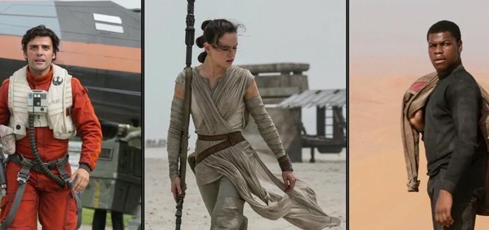 Новые детали с панели Star Wars: The Force Awakens