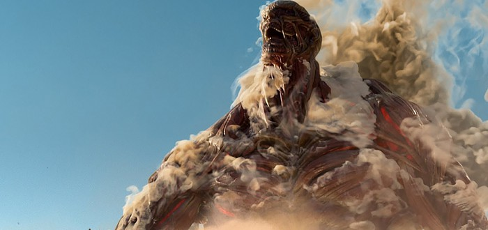 Трейлер фильма Attack on Titan выглядит устрашающе