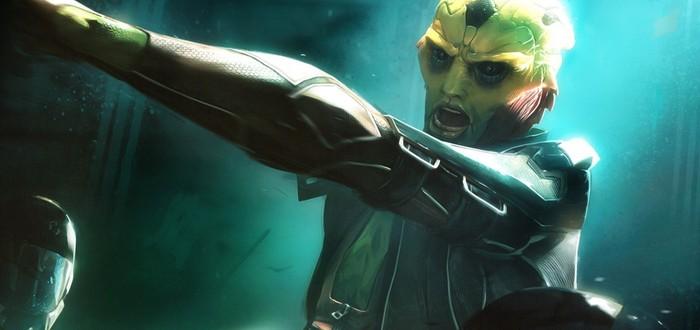 Shinobi: BioWare закончили со жнецами