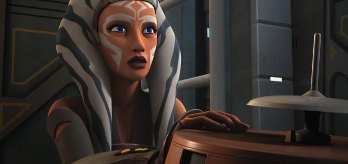 Трейлер второго сезона Star Wars: Rebels