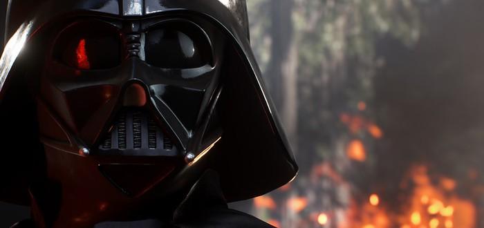 Рекламный ролик Star Wars: Battlefront