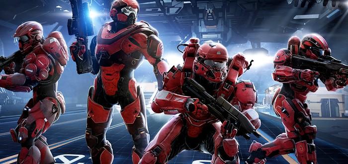 Трейлер предзаказа Halo 5