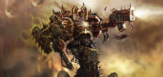 Twitter взбудоражил воображение фанатов Warhammer 40 000