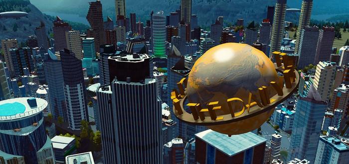 Новая версия симулятора вертолета в Cities: Skylines захватывает дух