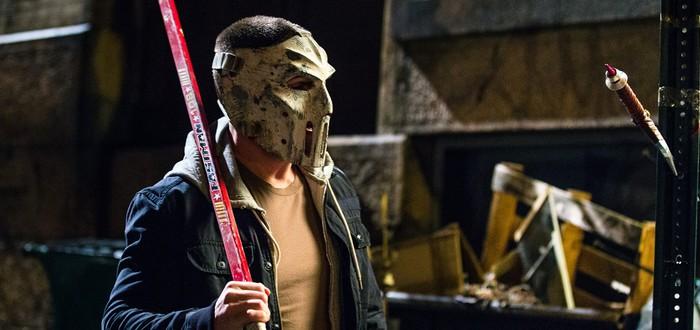 Первый взгляд на Кейси Джонса в Teenage Mutant Ninja Turtles 2