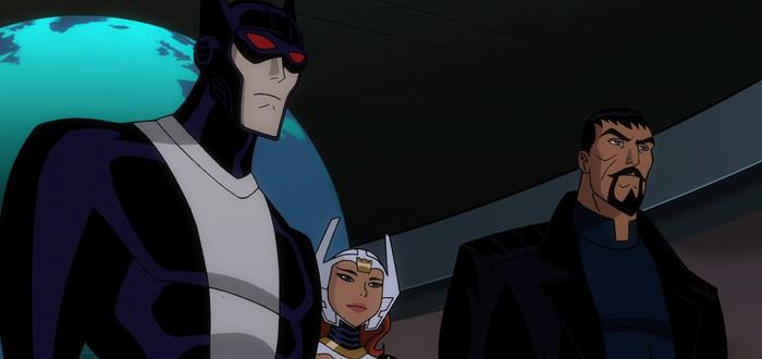 Новый сериал Justice League стартует в Июне