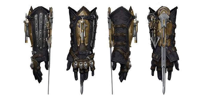 Трейлер трости и наруча Assassin's Creed: Syndicate