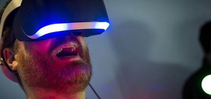 Sony открыла студию для разработки VR-игр