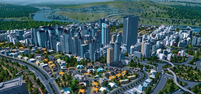 Патч Cities: Skylines добавляет тоннели