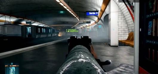 50 скринов с альфа-теста Battlefield 3