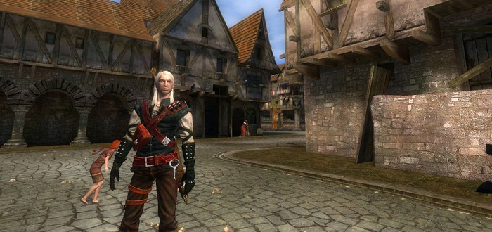 История The Witcher #2 – E3 2004