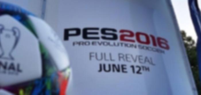PES 16 покажут 12 июня