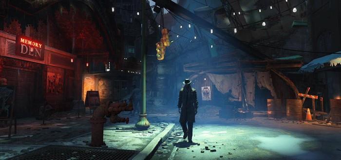 Брюс Уэйн против Fallout 4