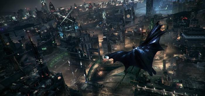 Несколько концовок в Batman: Arkham Knight