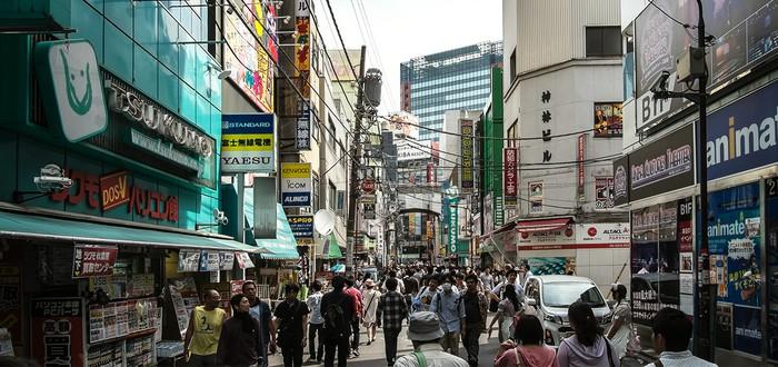 One Shot: Акихабара