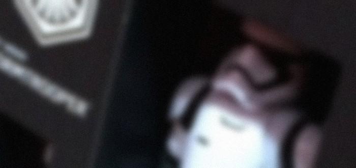 Первые фотографии фигурки Штурмовика из The Force Awakens от Hasbro