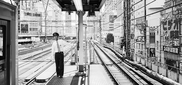 One Shot: Токийский полдень