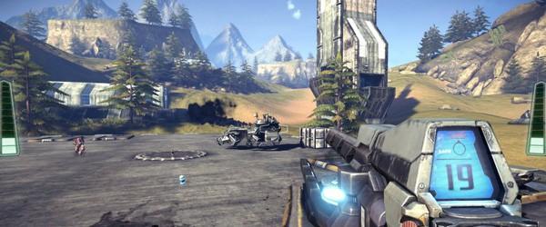 Новые скриншоты Tribes: Ascend