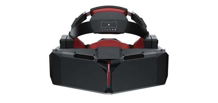 Starbreeze представила собственный VR-девайс – StarVR