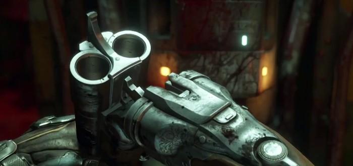 Первый геймплей Doom на E3 2015 от Bethesda
