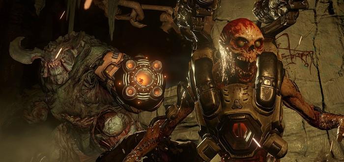 Первые 4K-скриншоты Doom