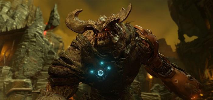 Новый Doom включает моддинг, кастомные режимы и карты Doom Snapmap