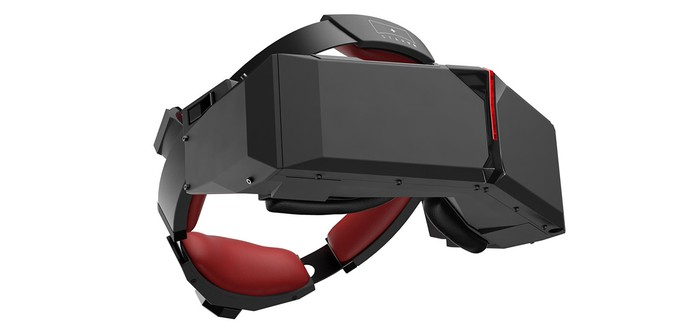 StarVR – рекордное разрешение из всех VR-девайсов – 5120x1440 пикселей