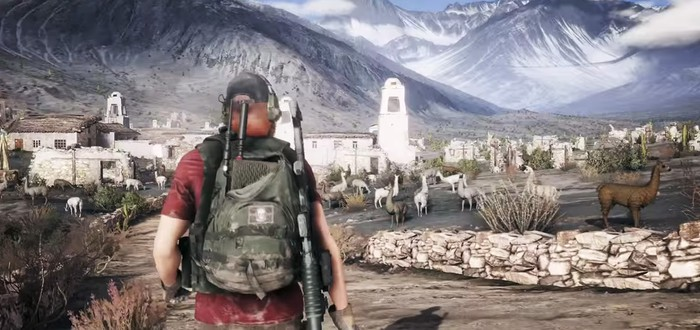E3 2015: Анонс Ghost Recon Wildlands с открытым миром