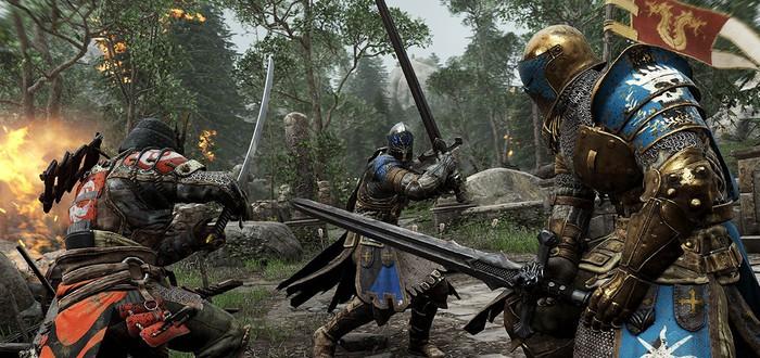 E3 2015: Скриншоты, арты и детали For Honor от Ubisoft