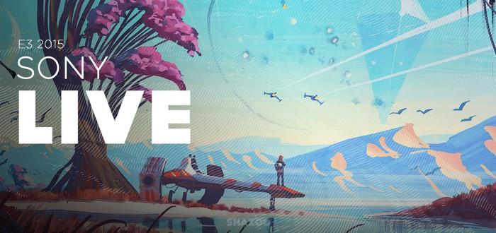 E3 2015: Конференция Sony в прямом эфире