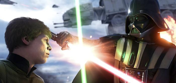E3 2015: первый трейлер Миссий Star Wars: Battlefront